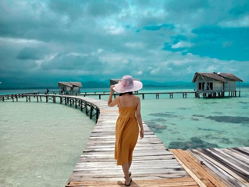tempat wisata yang paling indah di indonesia